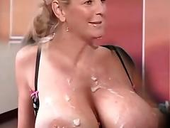 Boobs, Boobs, British, Funny, Silicone, Fake Tits