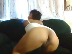 Fantasy dance and orgasm