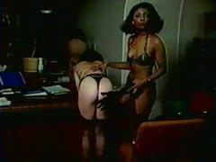 1988 porn with these kinky lesbians rubbing and eating pussy tube porn video
