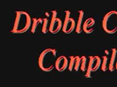 Slow dribble Jizz Compilation 1