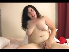 Bed, Bed, Hairy, Masturbation, Pussy, Fur