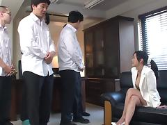 Japanese, Asian, Banging, Big Tits, Blowjob, Bra