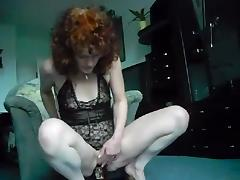 Bottle pussy insertion tube porn video