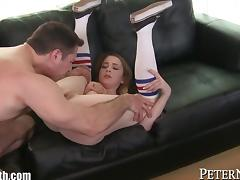 Schoolgirl Alexia Gold Seduces her Step-Daddy tube porn video