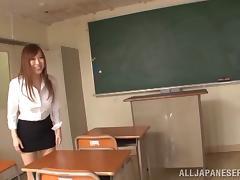 Teacher, Asian, Big Tits, Boobs, Bra, Couple