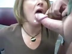 Wife, Amateur, Blowjob, Mature, Penis, Wife