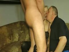 Bisex cuckold ! porn tube video