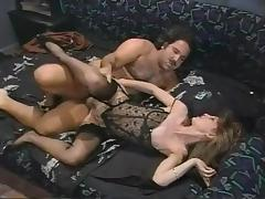 Anal, Anal, Hairy, Stockings, Vintage
