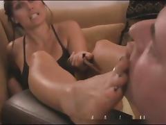 Feet, BDSM, Dirty, Feet, Femdom, Slave