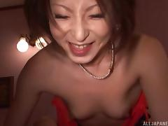 This high class Asian call girl knows how to please a man