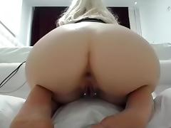 Webcam, Blonde, Solo, Teen, Webcam, Italian Amateur