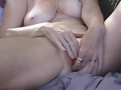Laurie naked in public masturbating