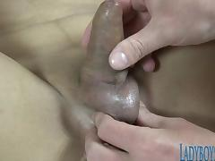 Ladyboy Solo Featuring Honey