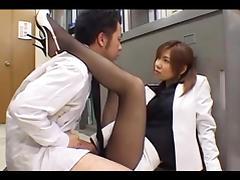 Erotic Japanese Office Lady