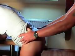 Milf gets anal