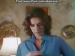 Kay Parker, John Leslie in vintage xxx clip with great sex porn tube video