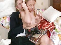 Costume, 18 19 Teens, Big Tits, Blonde, Blowjob, Boobs