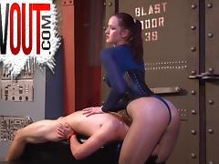 Bondage, BDSM, Bondage, Facesitting, Femdom, Slave