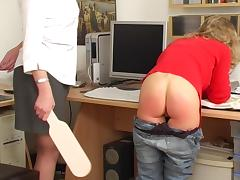 Spanked P.A