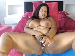 BBW Bate porn tube video