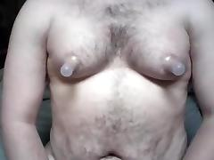 2014 06 25 Monster nipples and jack off
