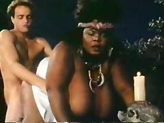 sexy black bbw vintage porn tube video
