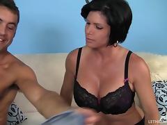 Bra, Anal, Ass Licking, Assfucking, Asshole, Big Tits