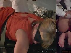 Asshole Massage with Finger and Fist Little Sunshine MILF