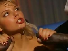 Stunning French Fuckers porn tube video