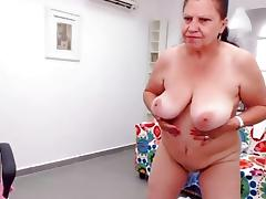 Arab Granny, Arab, Dance, Granny, Mature, Old