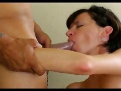 Mom and Boy, Anal, Brunette, Cute, Fucking, Mature