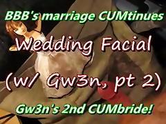 WeddingCum Gw3n's 2nd pop