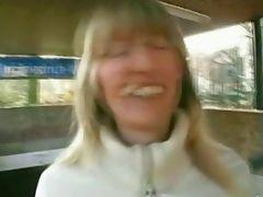 german blonde has anal tube porn video