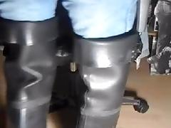 nlboots - waders (bata) jeans tube porn video