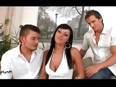 a bartender a stripper and a hockey player MMF bi threesome