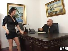 Office, Couple, Hardcore, Nude, Office, Penis