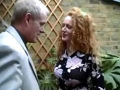 Caught, Anal, British, Caught, Redhead, Smoking