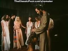 Michelle Bauer, Anna Ventura, Victoria Knoll in classic porn