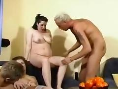 Groupsex with two german pregnants porn tube video