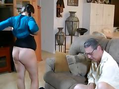 pregnant - It's For The Baby Grandpa porn tube video