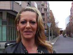 GERMAN HOTTIE HAS HUGE TITS tube porn video