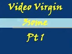 Episode Virgin three-some Pt 1