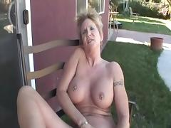 Honey Ray taking some young cock
