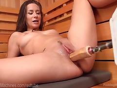 Power Fucking A Squirting Beauty porn tube video