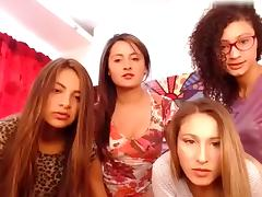 pelicangirls dilettante episode on 1/28/15 17:27 from chaturbate