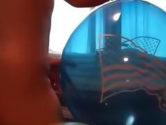 The Balloon Room tube porn video
