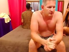 Bisexual, Bisexual, Brunette, College, Threesome, Webcam