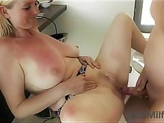 Big Tits, Big Tits, Blonde, Boobs, Creampie, German