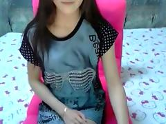 Crazy amateur movie with skinny, small tits, college, strip, solo, webcam scenes