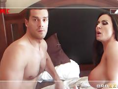 Bad wife Kendra Lust fucks as her man films her